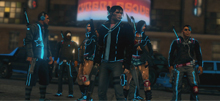 saints row the third deckers trailer