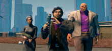 saints row the third launch trailer