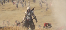 Assassin s Creed 3 E3 Official Trailer