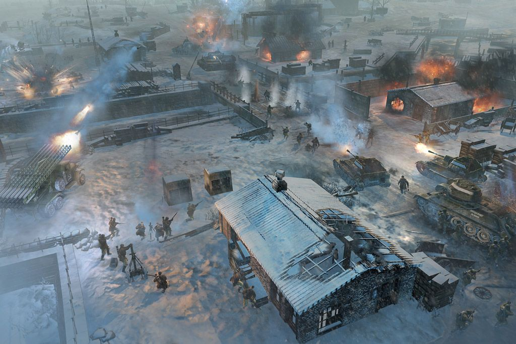 Coh 2 Case Blue : Company of heroes case blue dlc