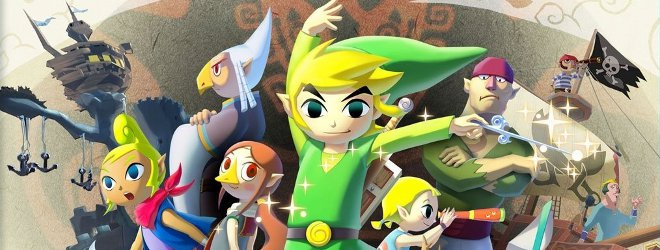 the legend of zelda the wind waker hd artikelbild