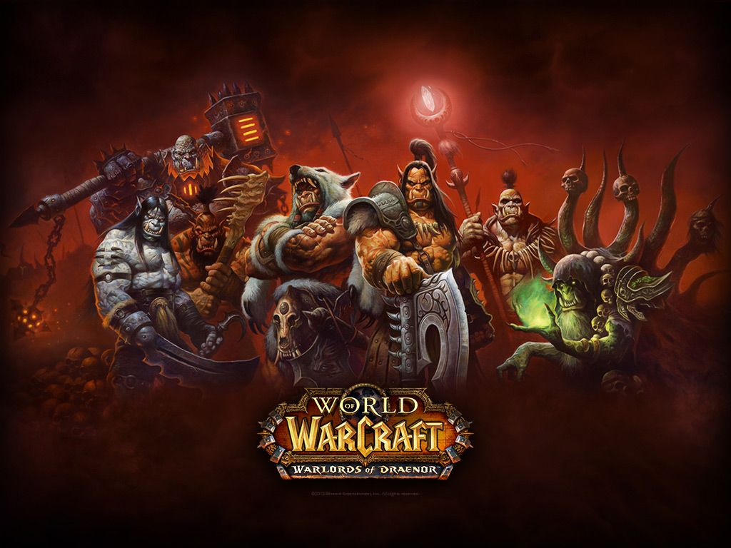 world of warcraft warlords of draenor artworks 11112013 7