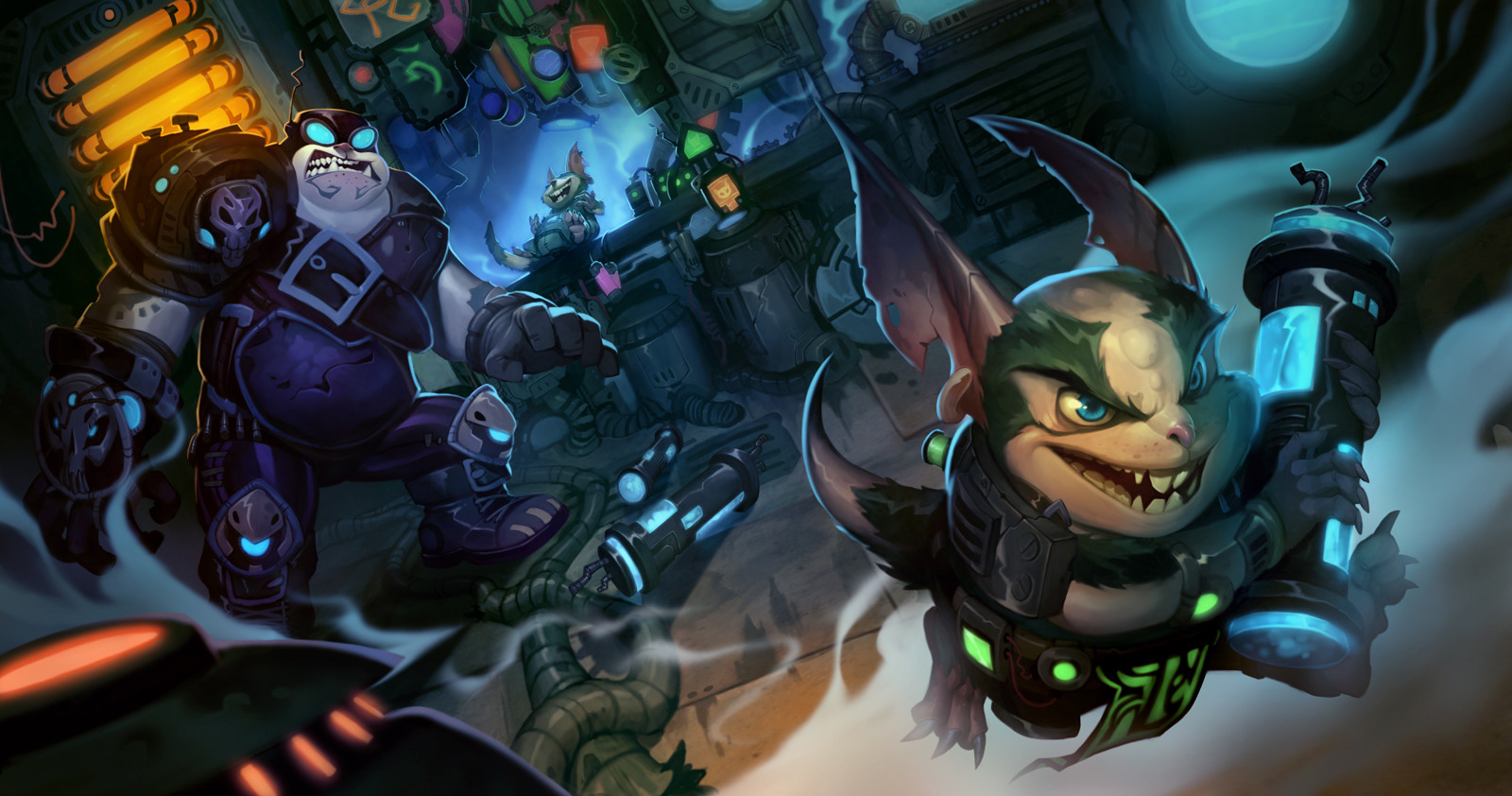wildstar artwork