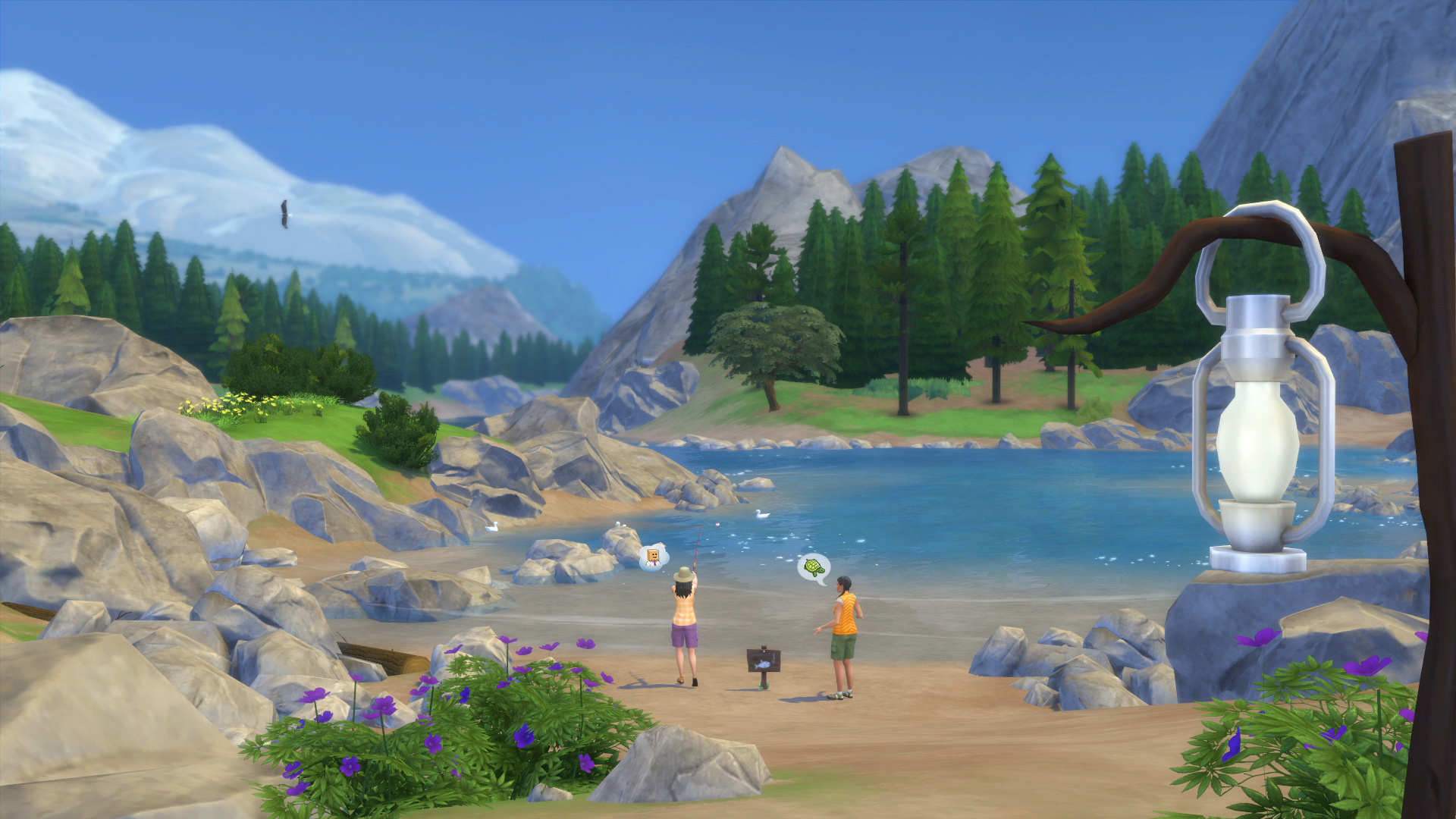 die sims 4 outdoor pack bild