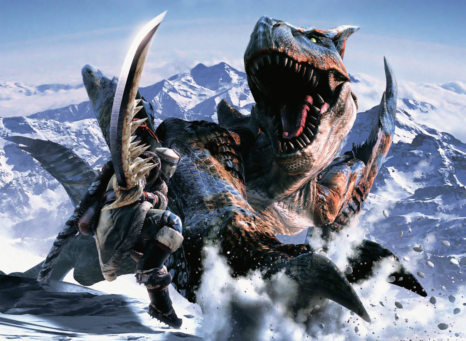 monster hunter4 ultimate vorschau artikelbild