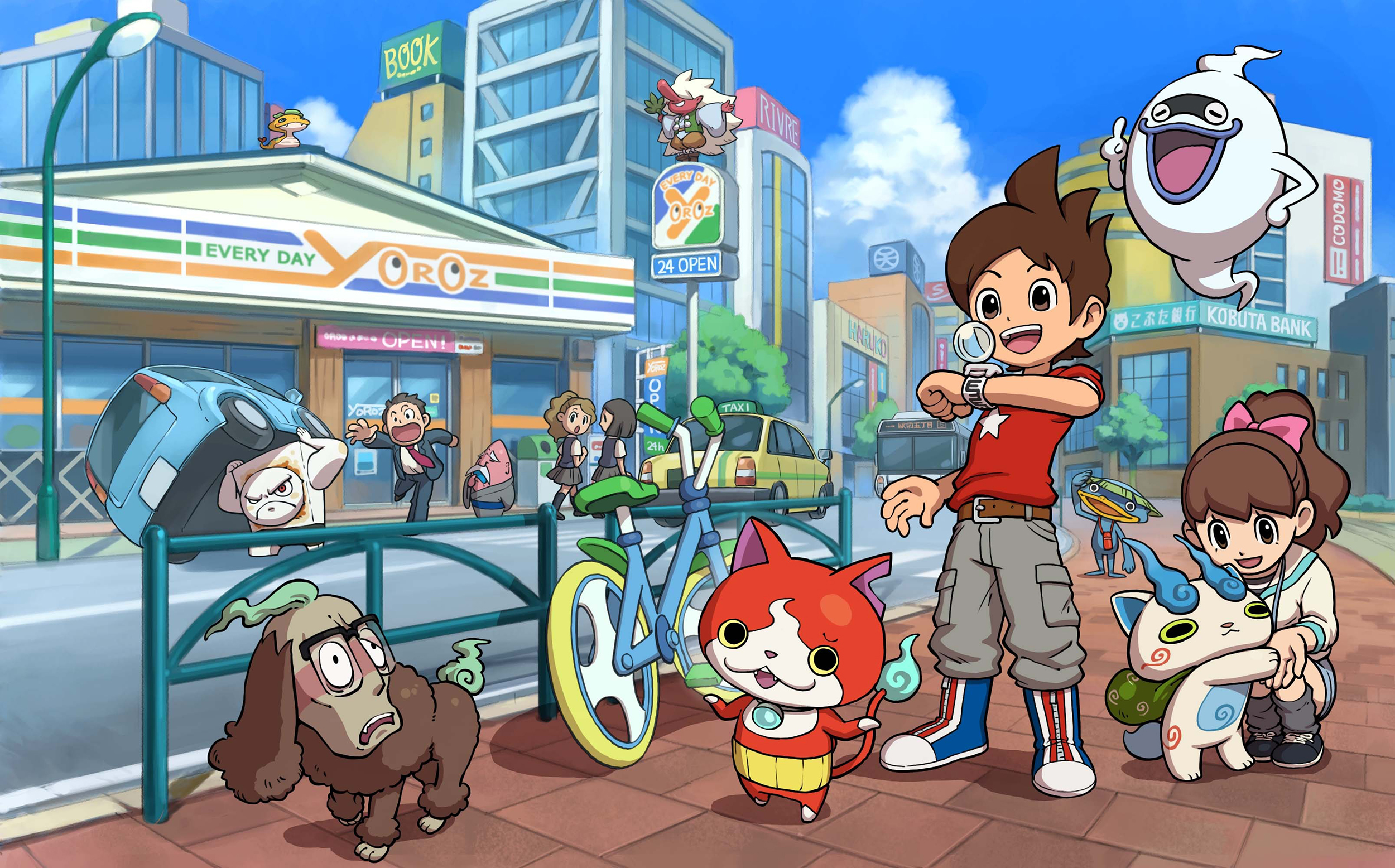 Yo-Kai Watch 3 Yo-Kai Watch 2