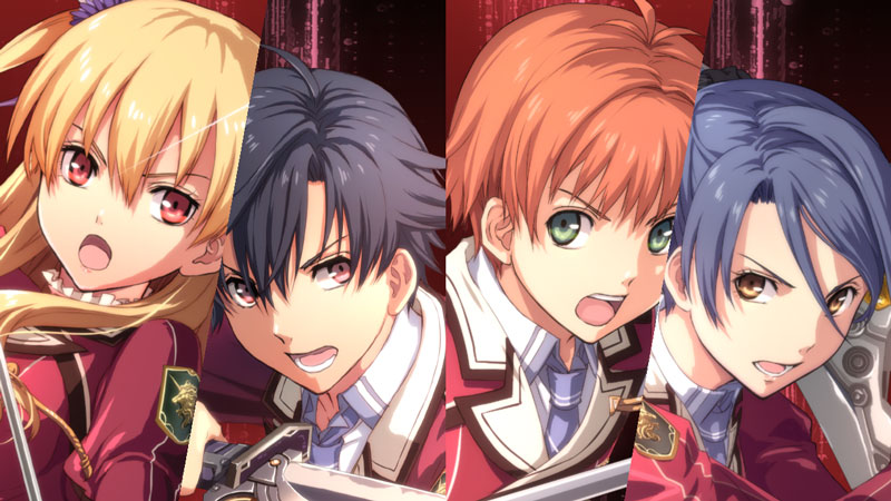 the legend of heroes trails of cold steel artwork