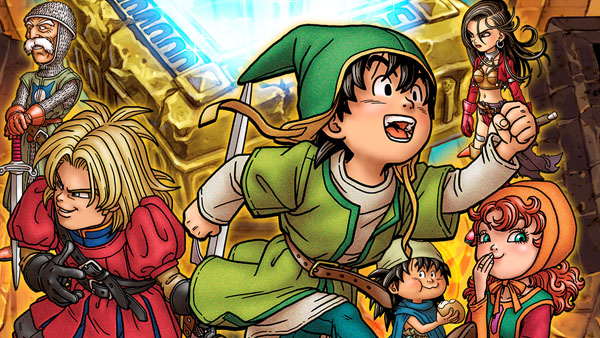 Dragon Quest VII: Fragments of the Forgotten Past Dragon Quest VII: Fragmente der Vergangenheit