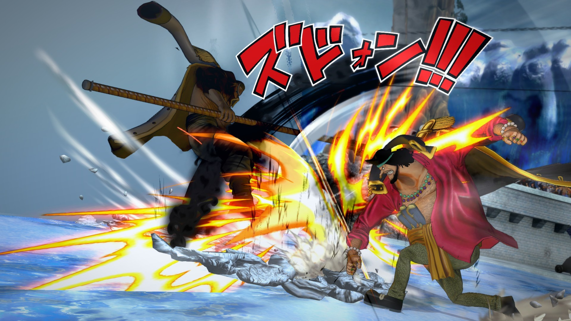 One Piece Burning Blood Gipfelschlacht Trailer Sony Ps4