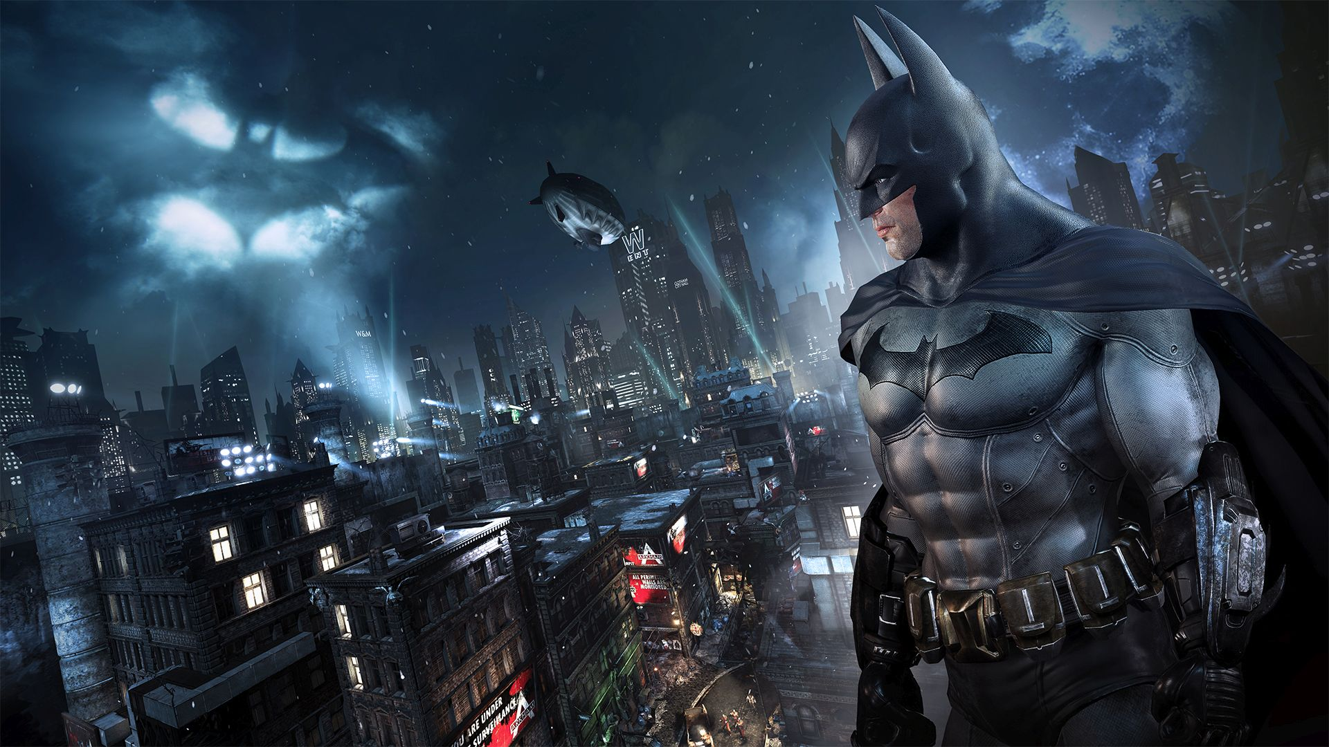 Batman: Return to Arkham Batman: Arkham VR Batman Arkham