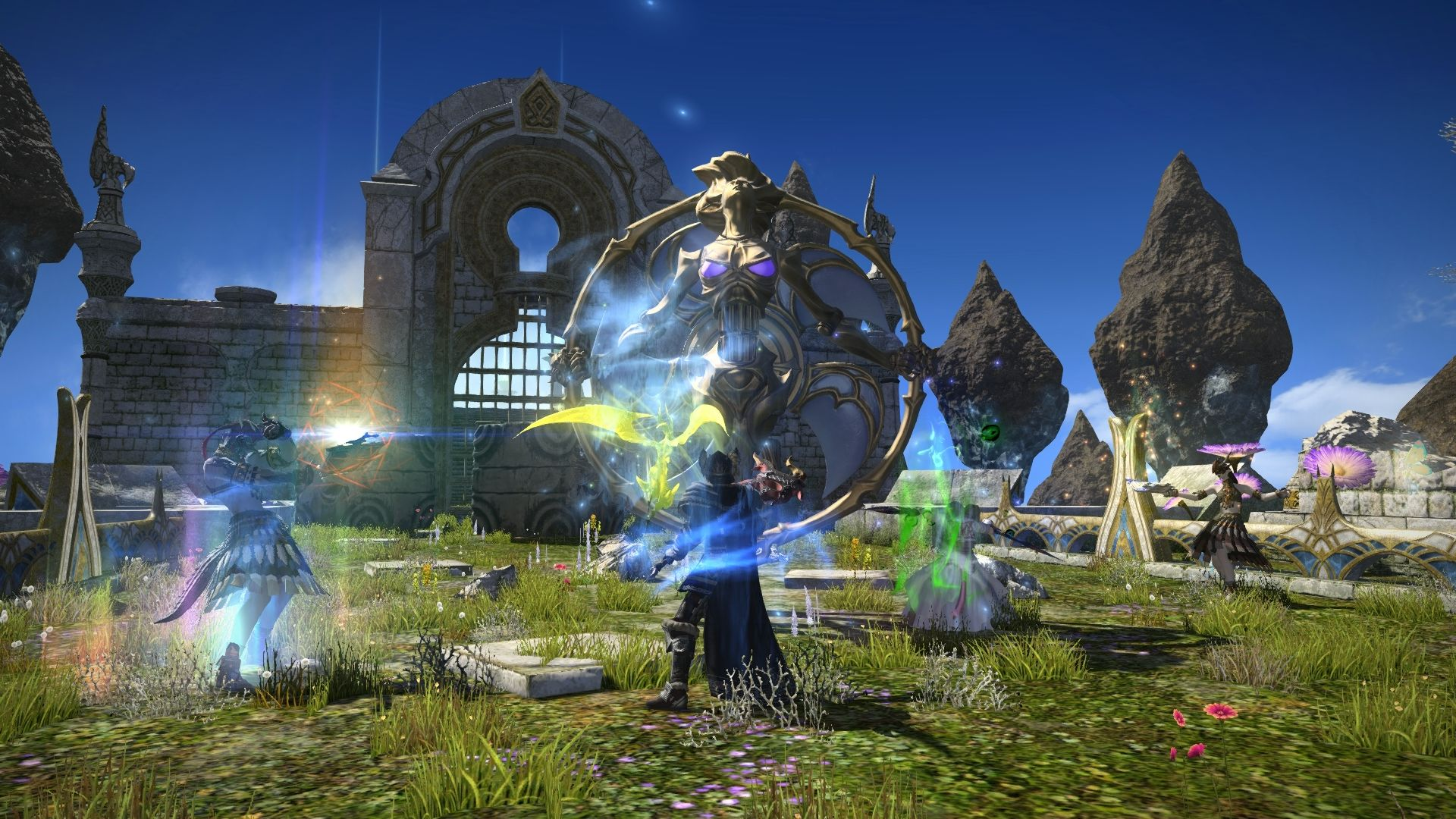 Final Fantasy XIV Gold Saucer Festival