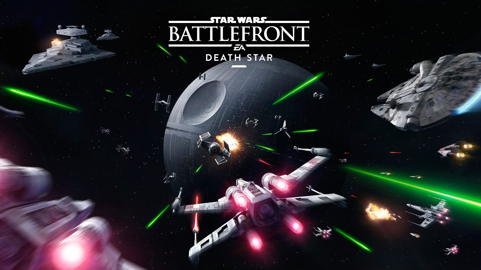 Star Wars: Battlefront Star Wars Battlefront 2