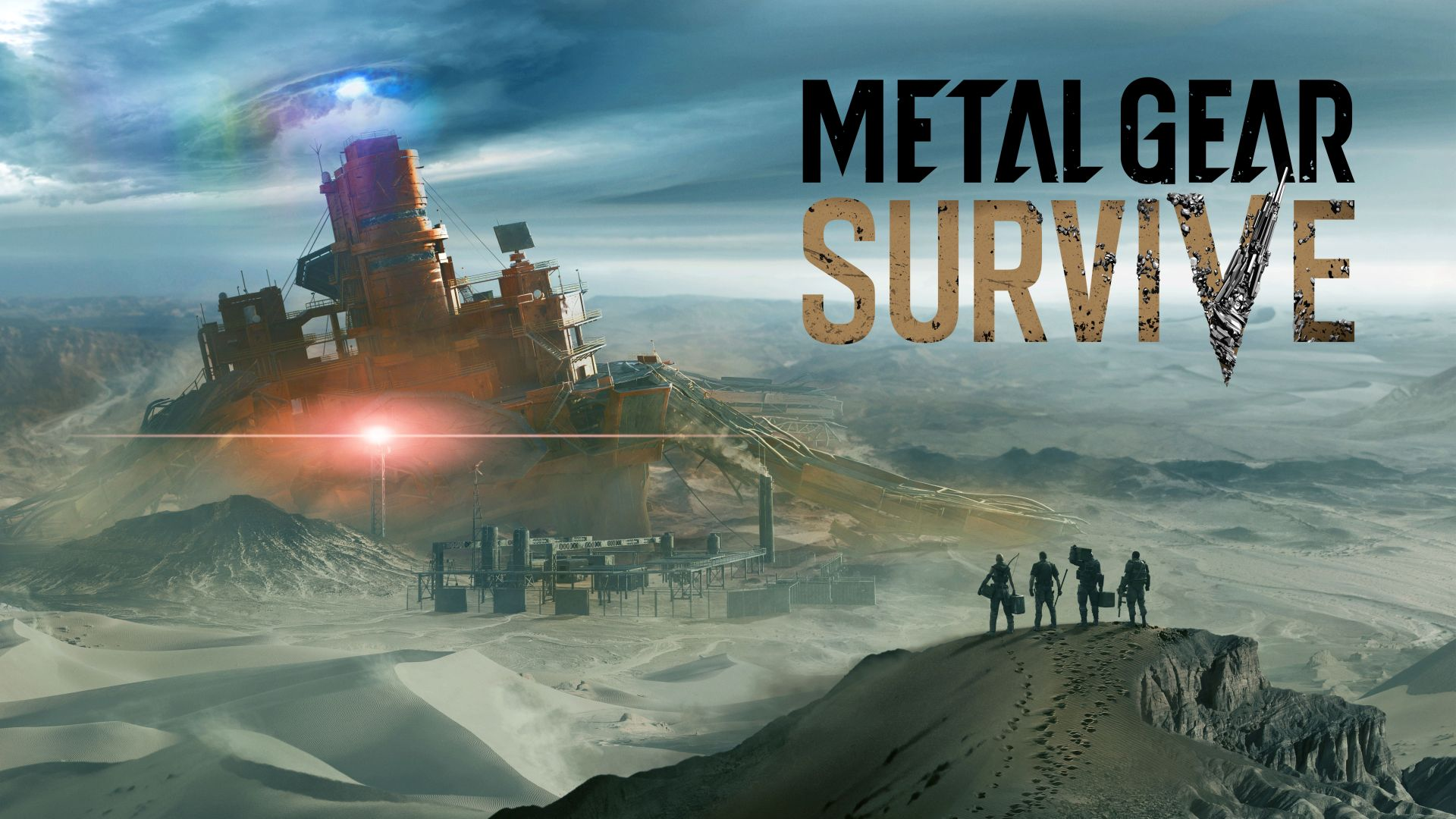 Metal Gear Survive Konami