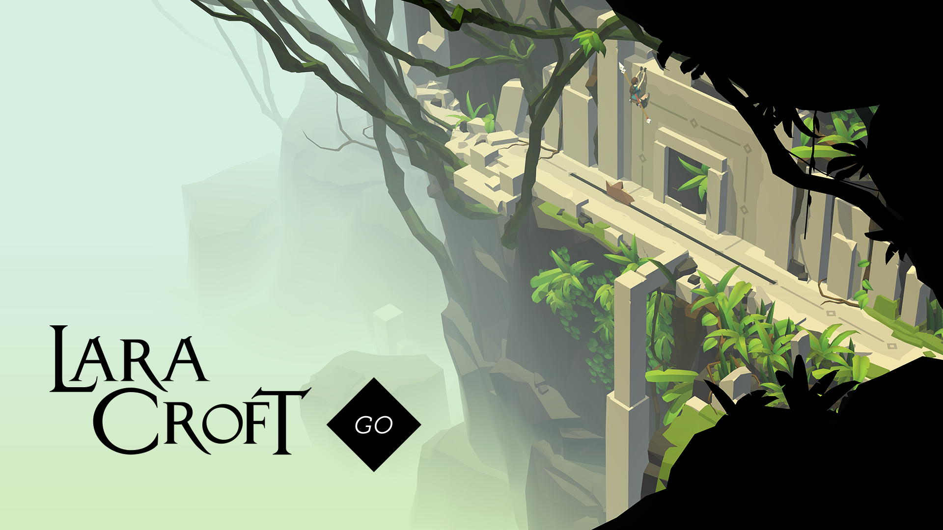 Lara Croft GO The GO Trilogy