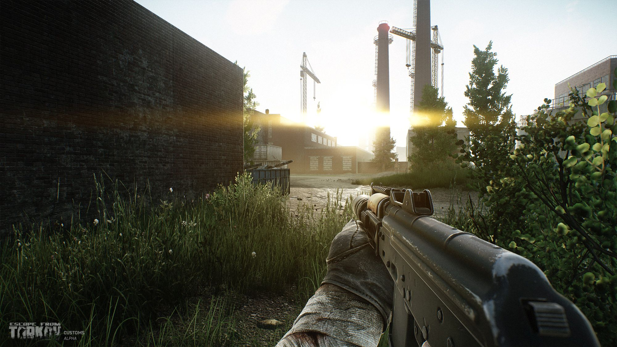 Escape from Tarkov Closed Beta