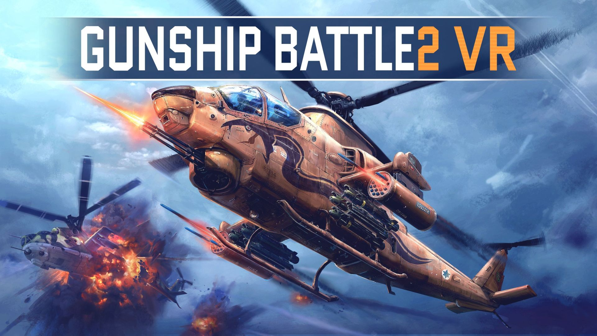 Gunship Battle 2 VR
