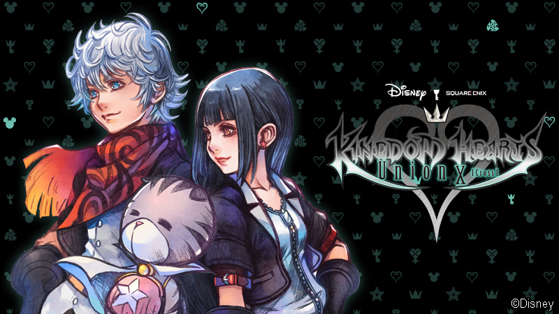 Kingdom Hearts Unchained Kingdom Hearts Union χ