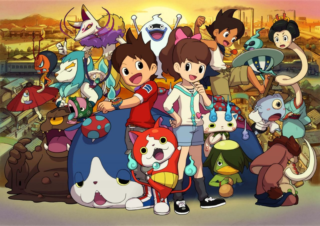 Yo-Kai Watch 2 Yo-Kai Watch 2: Geistige Geister