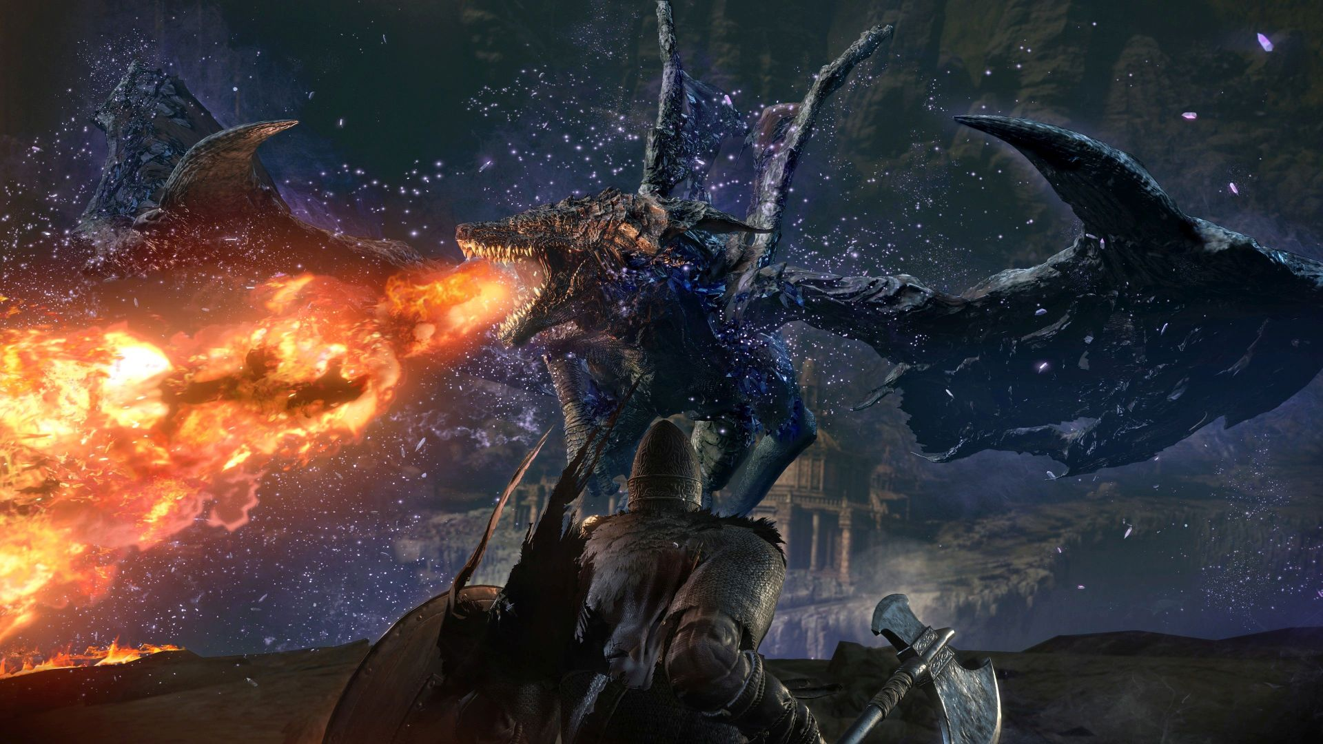 Dark Souls III Phantom Wail
