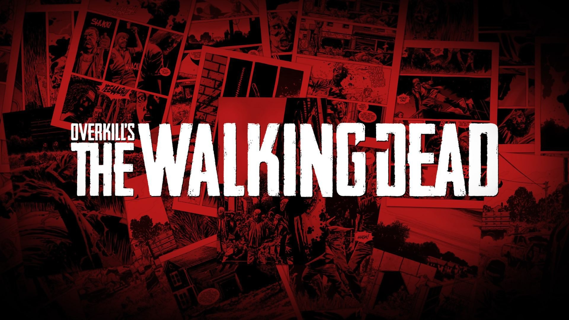 Overkill's The Walking Dead Starbreeze Studios