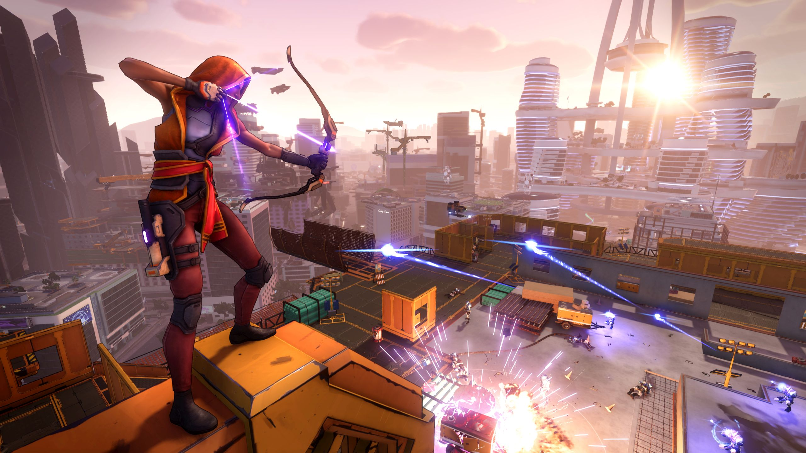 Agents of Mayhem Volition