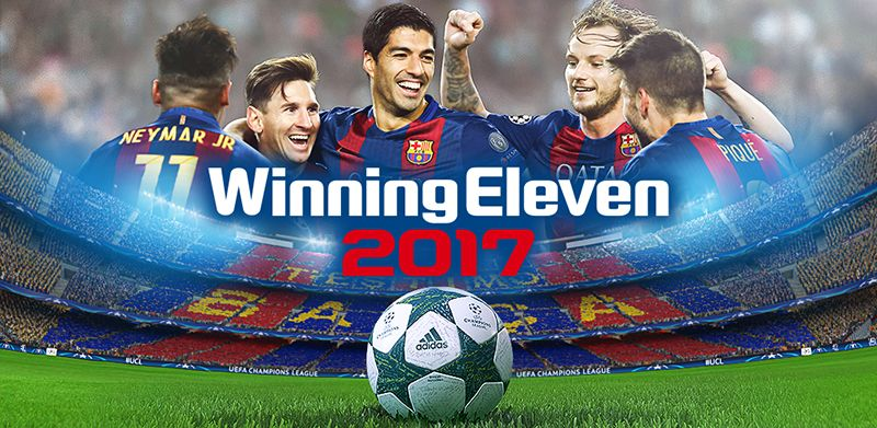 Pro Evolution Soccer 2017 Mobile PES 2017 Mobile