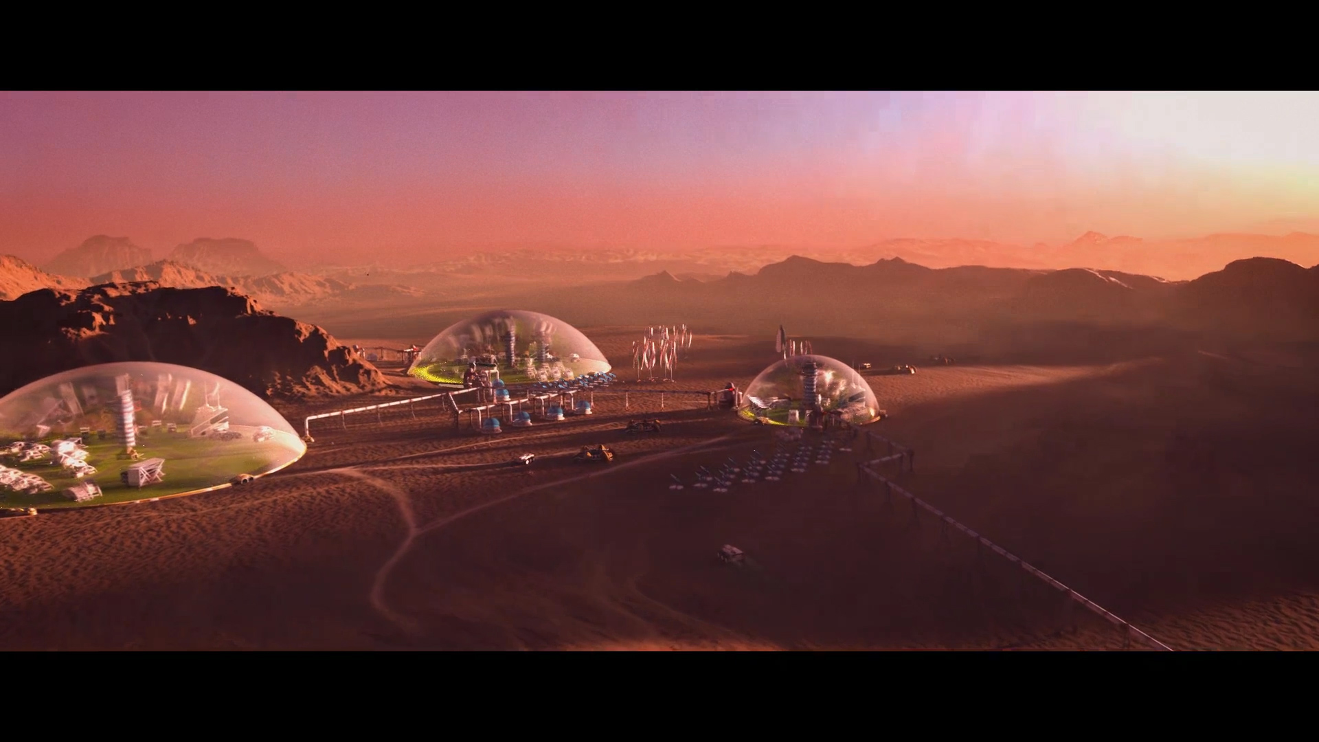 Surviving Mars Paradox Interactive