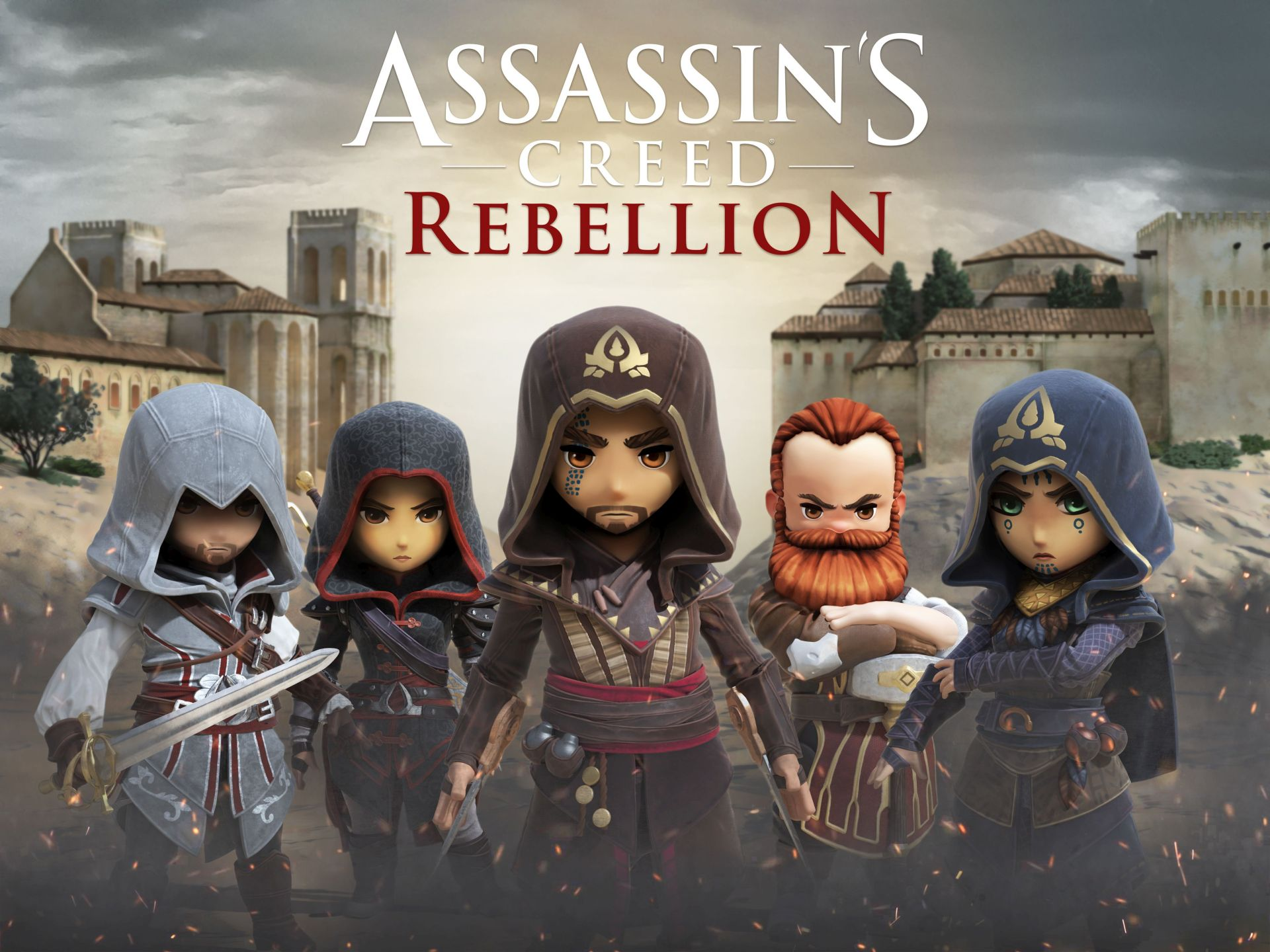 Ubisoft Assassin's Creed Rebellion