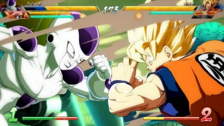Dragon Ball FighterZ Dragonball FighterZ