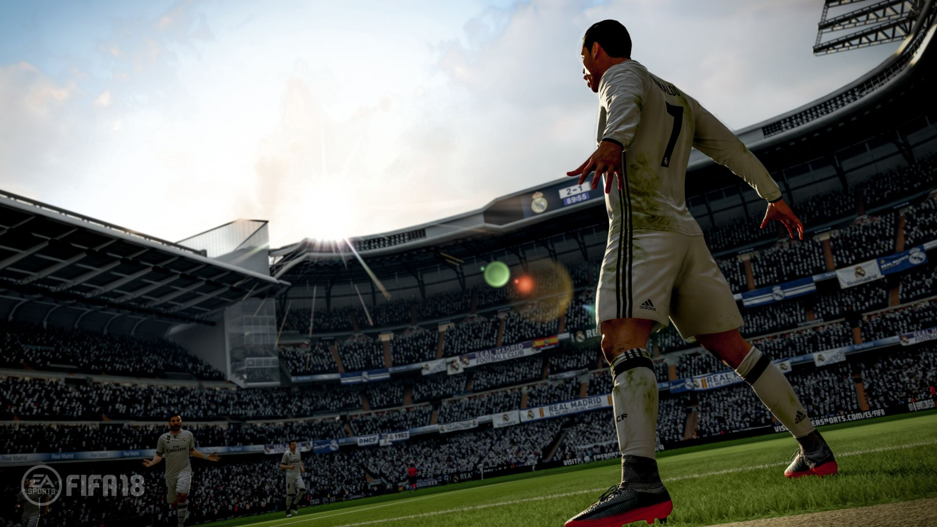Fifa 18 Test Playstation