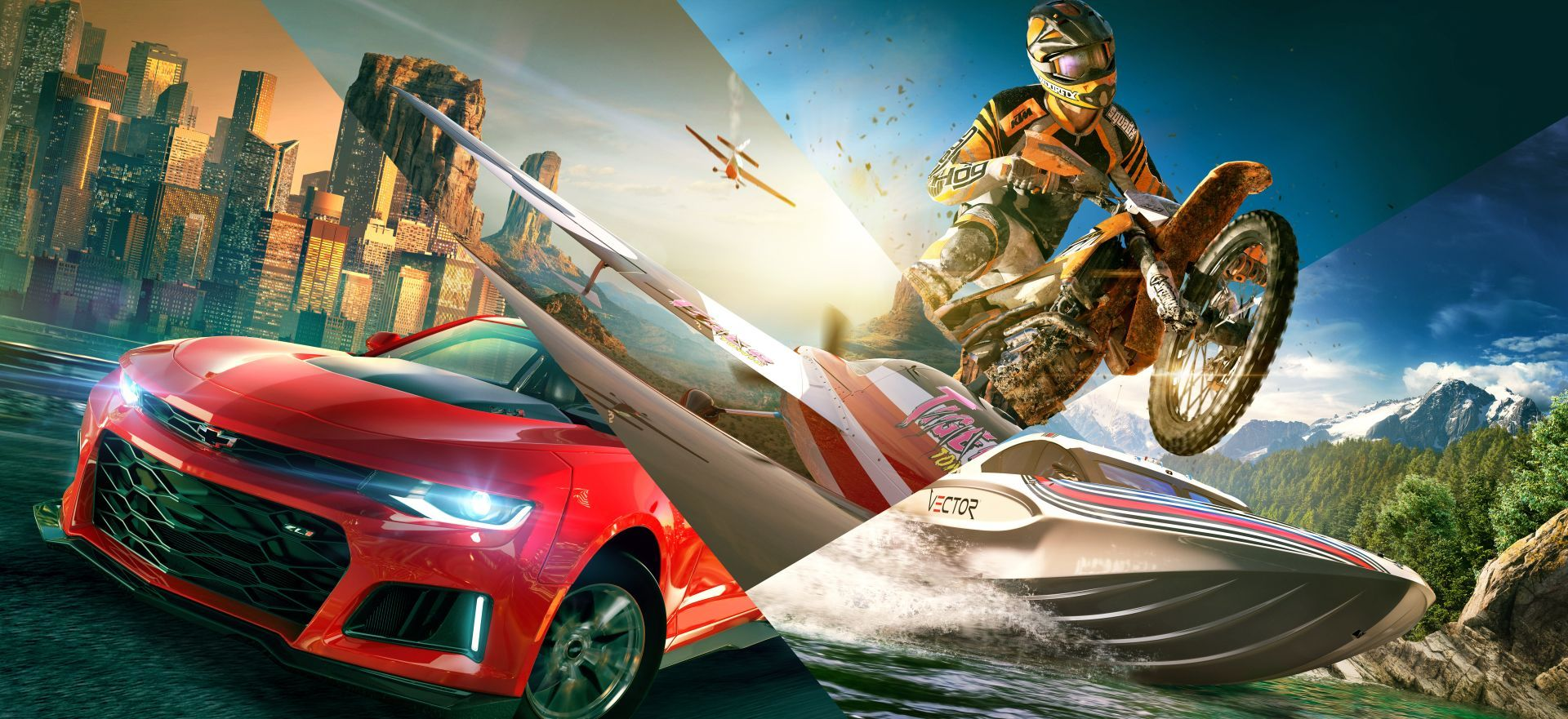The Crew 2 Ubisoft