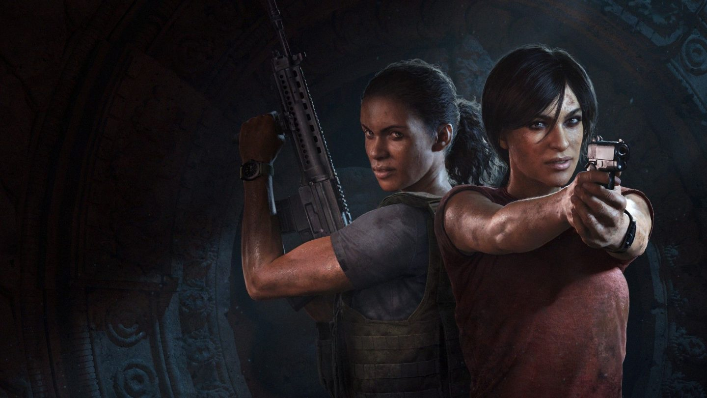 Uncharted The Lost Legacy Uncharted: The Lost Legacy