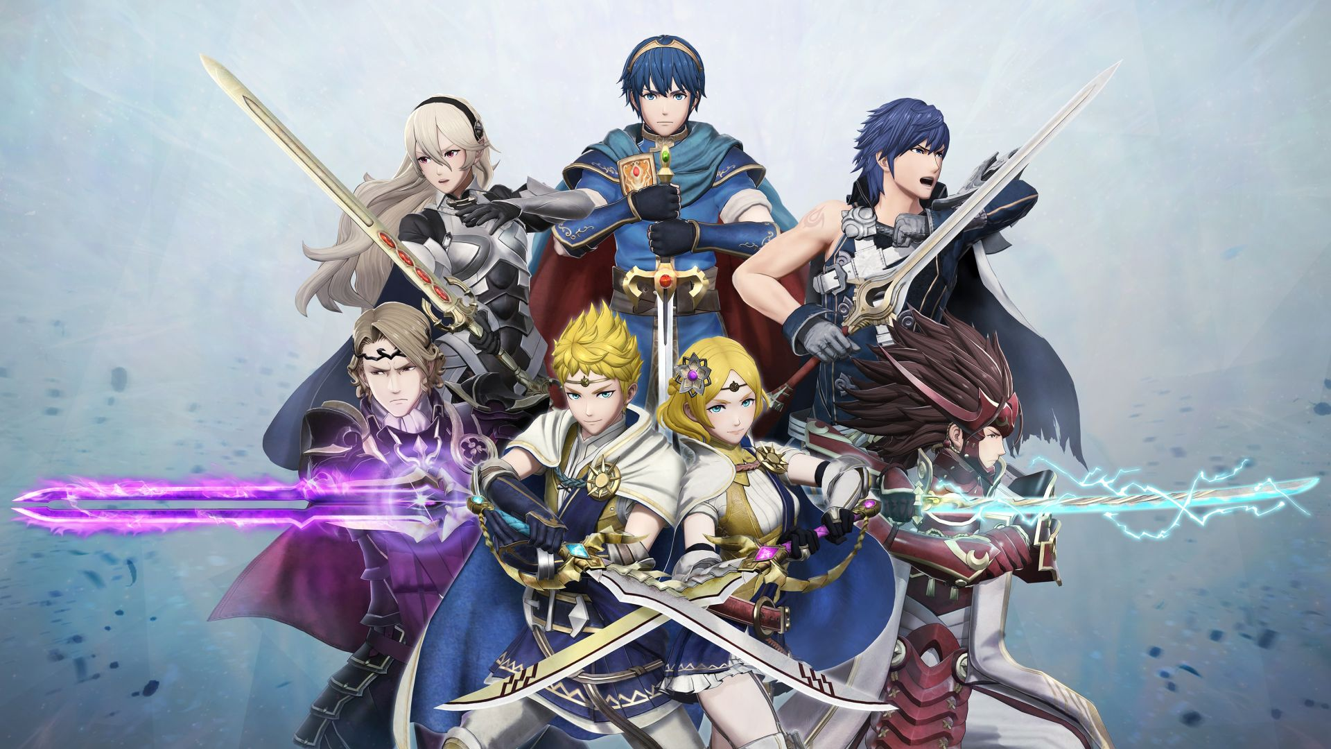 Fire Emblem Warriors im Launch-Trailer