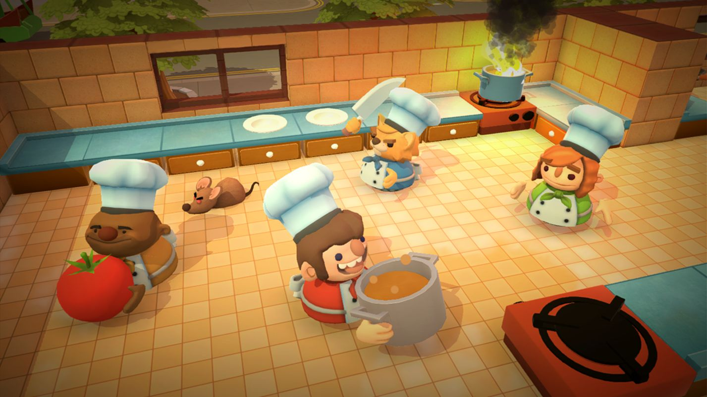 Overcooked (Switch)
