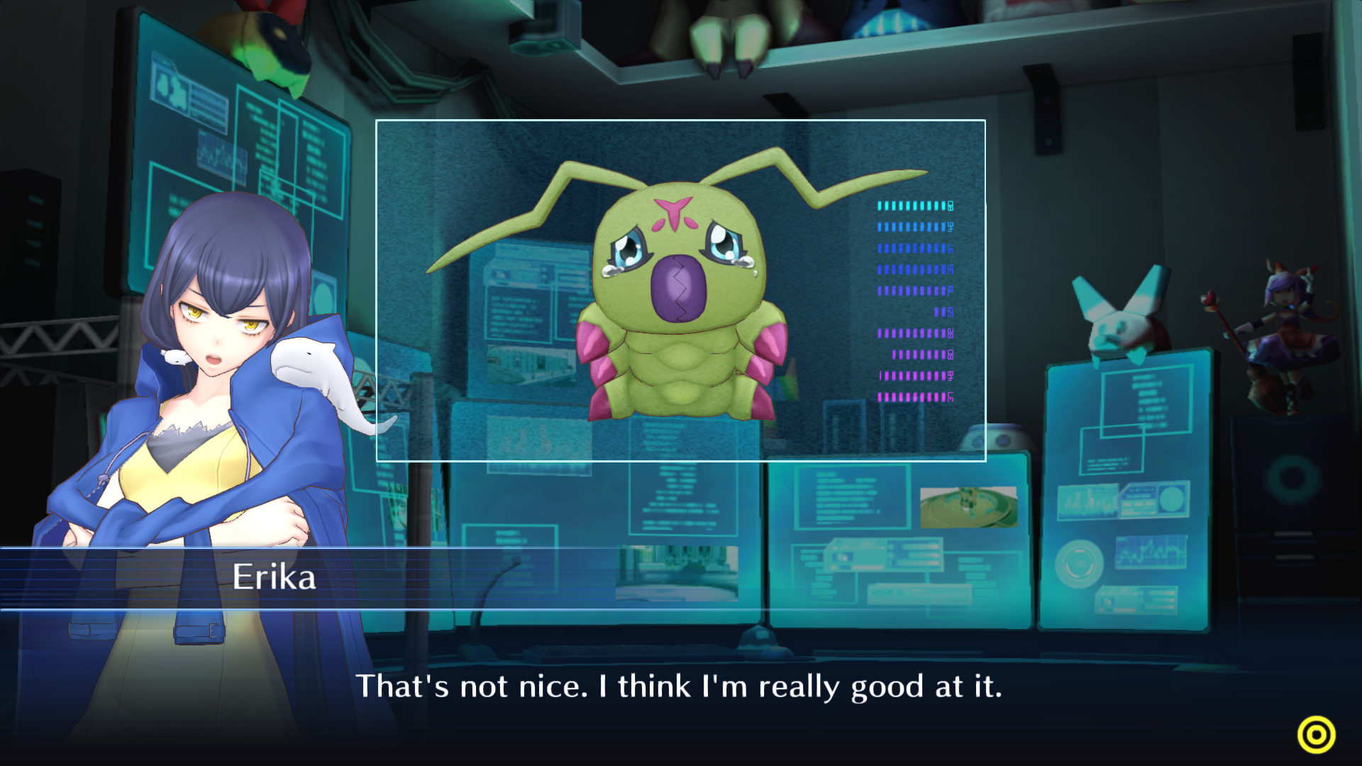 Digimon Story: Cyber Sleuth Hacker's Memory