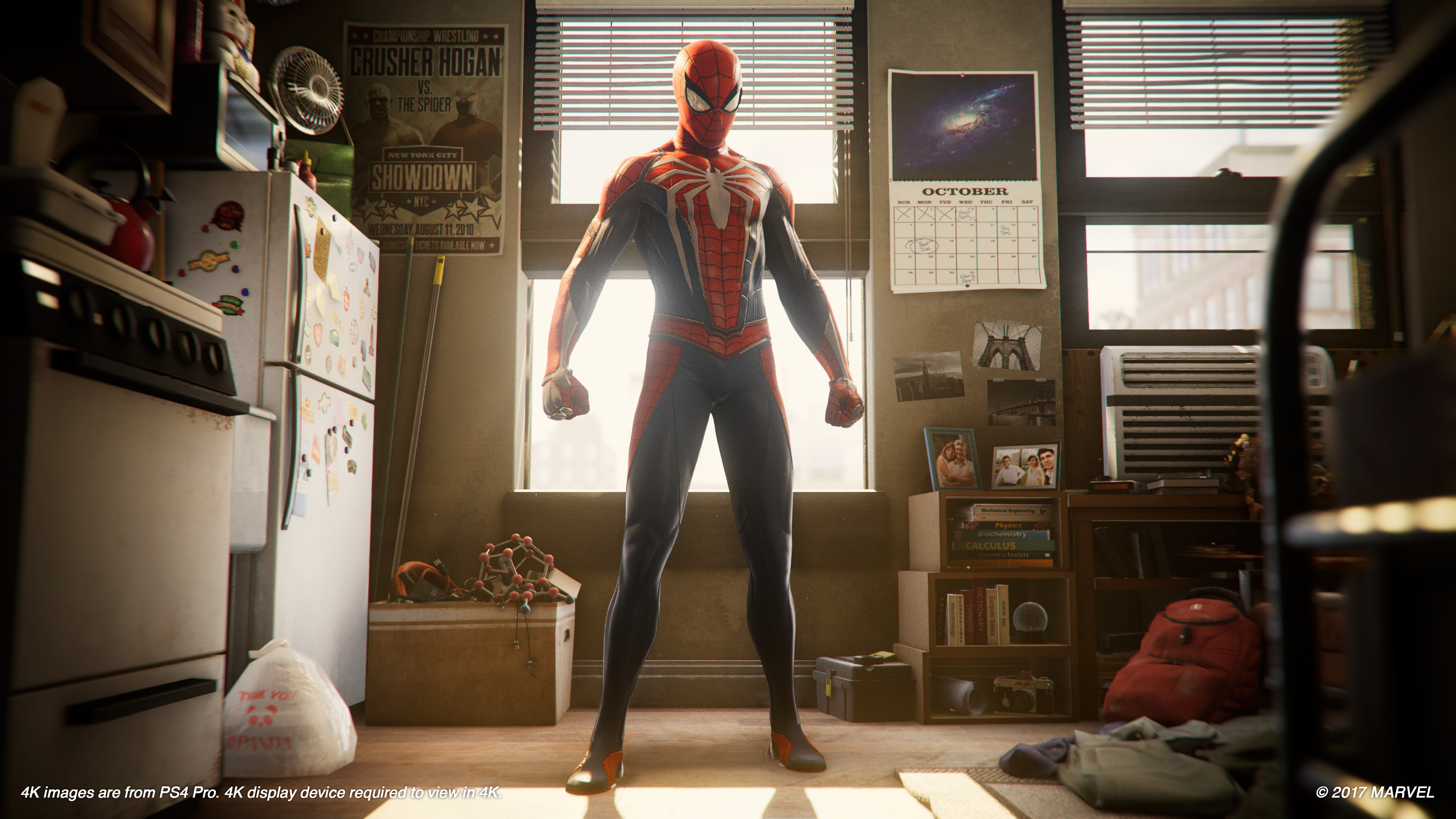 Spider-Man - Paris Games Week Screenshot