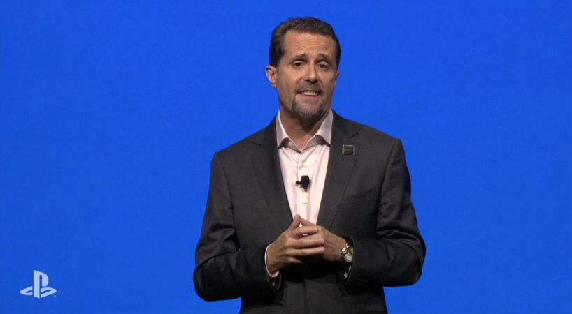 Sony Interactive Entertainment Andrew House
