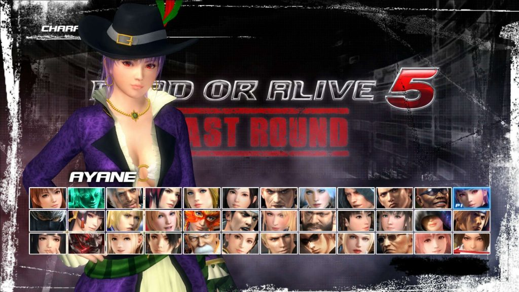 dead or alive 5 last round 17102017 14