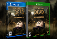 The Walking Dead Collection - Boxart