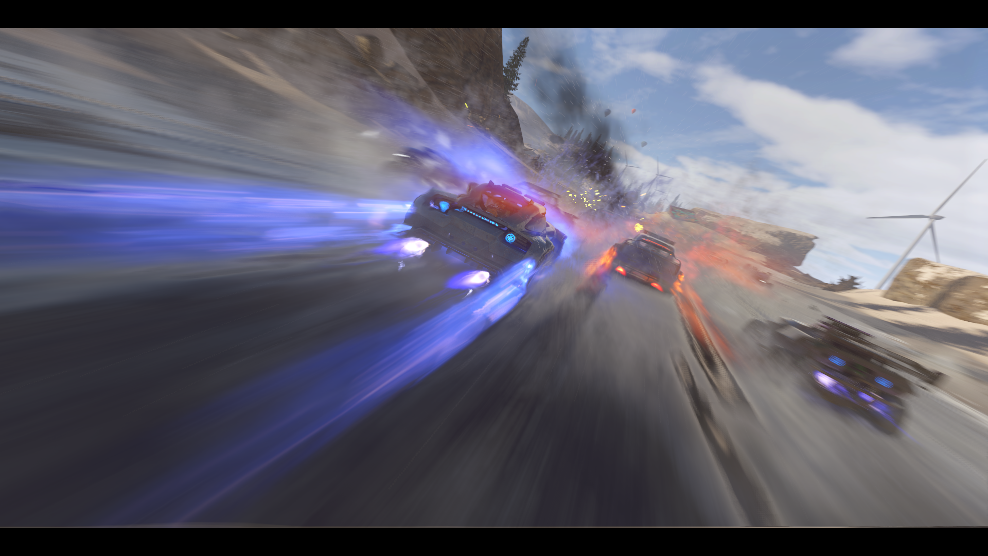 ONRUSH Race Wreck Repeat Screen 1