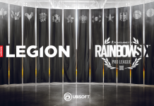 Rainbow Six Siege - Lenovo Legion