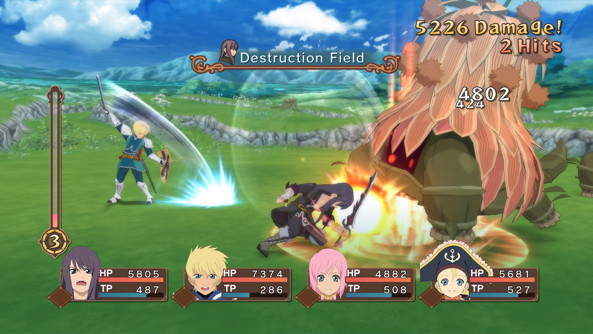 TALES OF VESPERIA DEFINITIVE EDITION 2