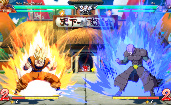 Dragon Ball FighterZ 1 1