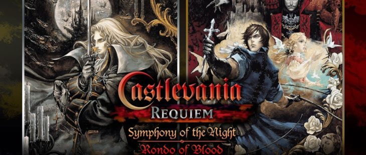 Castlevania Requiem: Symphony of the Night and Rondo of Blood