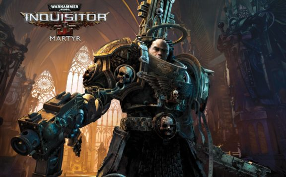 Warhammer 40.000 Inquisitor Martyr