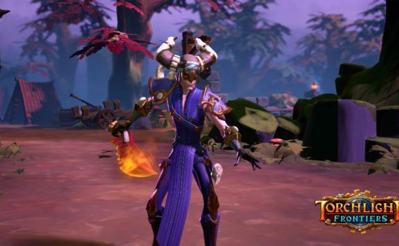Torchlight Frontiers 3