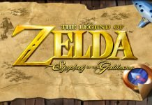 The Legend of Zelda:Symphonie of the Goddesse