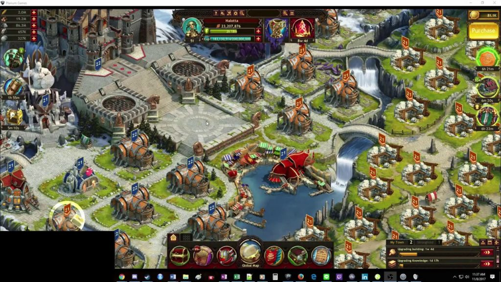 Vikings War of Clans spiel