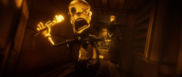 Bendy and the Ink Machine (2)