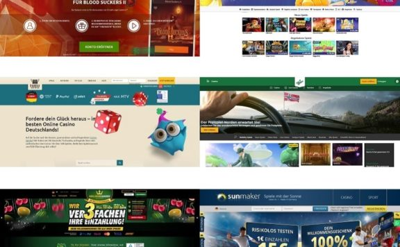 Online Casinos beliebt
